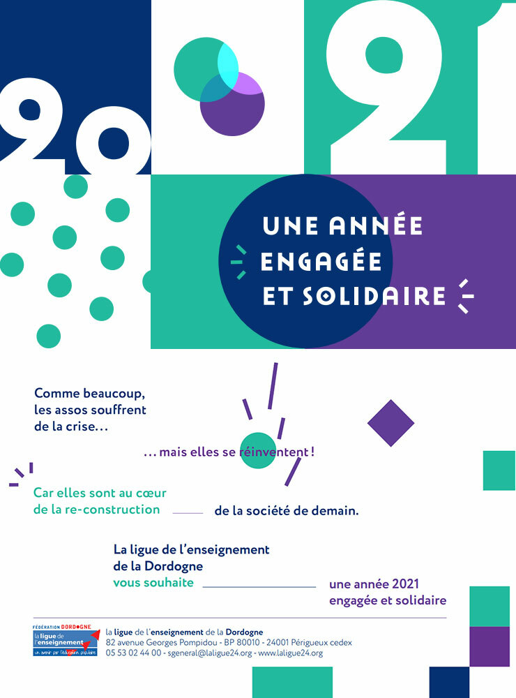 voeux 2021 email